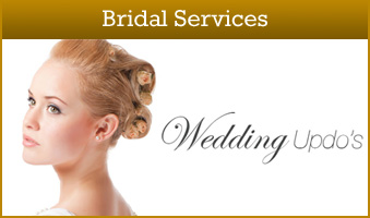 Bridal Hair Services in Massachusetts