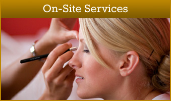 Bridal Make Up  in Massachusetts On-Site Services